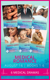 Medical Romance August 2016 Books 1-6