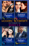 Modern Romance October 2016 Books 5-8