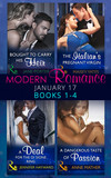 Modern Romance January 2017 Books 1 - 4