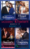 Modern Romance March 2017 Books 1 - 4