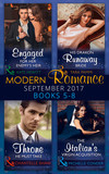 Modern Romance September 2017 Books 5 - 8