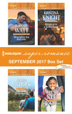 Harlequin Superromance September 2017 Box Set