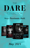 The Dare Collection: May 2018