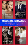 Modern Romance July 2018 Books 5-8 Collection