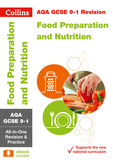 AQA GCSE 9-1 Food Preparation and Nutrition All-in-One Complete Revision and Practice