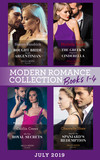 Modern Romance July 2019 Books 1-4