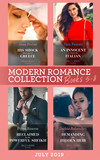 Modern Romance July 2019 Books 5-8