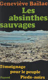 Les absinthes sauvages