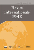 Revue internationale P.M.E.. Vol. 32 No. 1,  2019