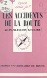 Les accidents de la route