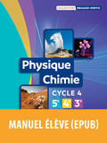 Regaud-Vento - Physique-Chimie Cycle 4