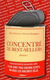 Concentré de best-sellers