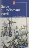 Guide du mélomane averti