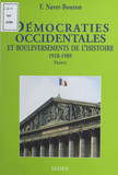Démocraties occidentales et bouleversements de l'histoire : France