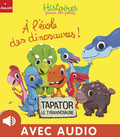 Tapator le dinosaure