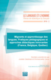 Migrants et apprentissage des langues