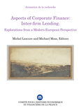 Aspects of Corporate Finance: Inter-firm Lending