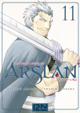 The Heroic Legend of Arslân - tome 11