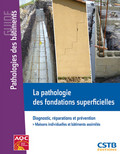 La pathologie des fondations superficielles