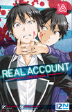 Real Account - Tome 18