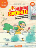 Joséphine Superfille 6 - Contre l'homme invisible