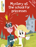 The masked prince at the school of princesses