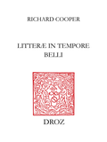 Litteræ in tempore belli