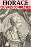 Horace - Oeuvres Complètes