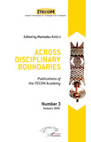Across disciplinary boundaries