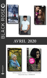Pack mensuel Black Rose : 11 romans (Avril 2020)