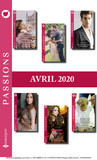 Pack mensuel Passions : 12 romans (Avril 2020)