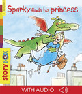 Sparky finds his princess