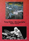 Tony Oxley - Discography