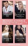 Modern Romance January 2020 Books 1-4