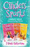 Cinders & Sparks 3-book Story Collection