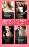 Modern Romance May 2020 Books 1-4