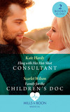 Fling With Her Hot-Shot Consultant / Family For The Children's Doc