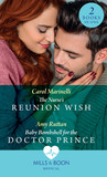 The Nurse's Reunion Wish / Baby Bombshell For The Doctor Prince