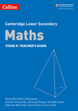 Lower Secondary Maths Teacher's Guide: Stage 9