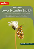 Lower Secondary English Teacher's Guide ebook: Stage 8