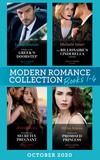 Modern Romance October 2020 Books 1-4