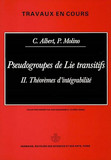 Pseudogroupes de Lie transitifs. Vol. 2