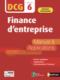 Finance d'entreprise - DCG Epreuve 6 - Manuel et applications (Epub 3 RF) - 2020
