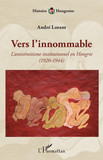 Vers l'innommable