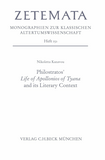 Philostratros' Life of Apollonios of Tyana and its Literary Context