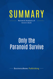 Summary: Only the Paranoid Survive