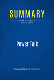 Summary: Power Talk