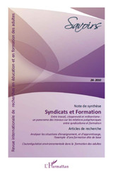 Syndicats et formation