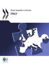 Better Regulation in Europe: Italy 2012