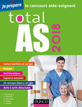 Total AS 2018 - Le concours aide-soignant